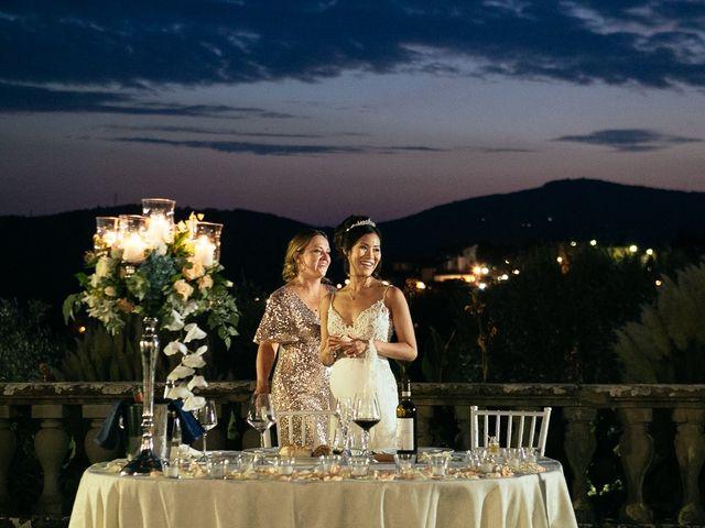 Il matrimonio di Andy e Jessica a Carmignano, Prato 64