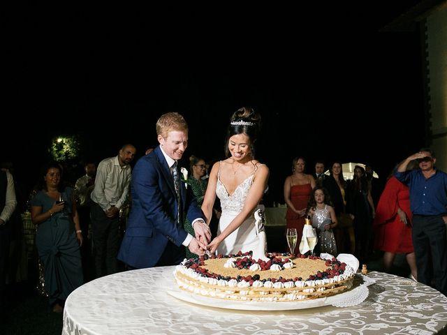 Il matrimonio di Andy e Jessica a Carmignano, Prato 65