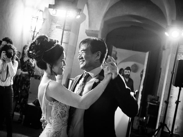 Il matrimonio di Andy e Jessica a Carmignano, Prato 68