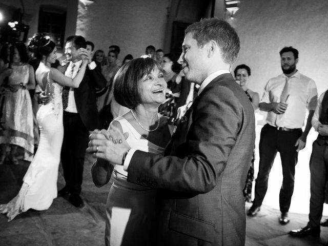 Il matrimonio di Andy e Jessica a Carmignano, Prato 69