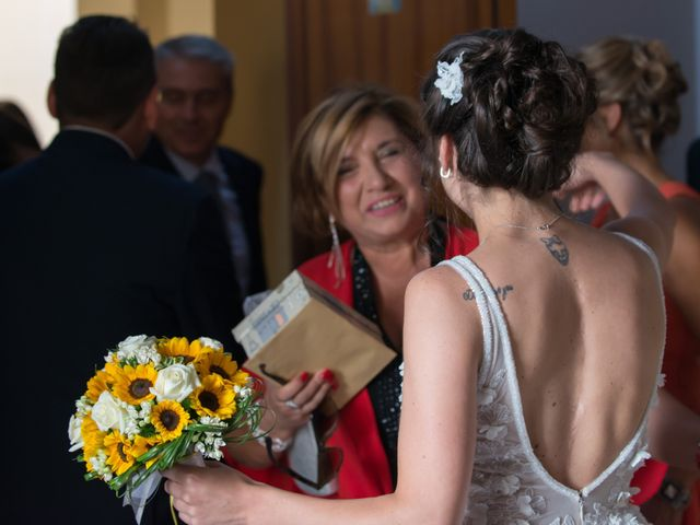 Il matrimonio di Paci e Sarah a Napoli, Napoli 4