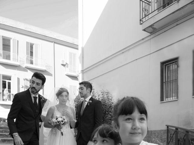 Il matrimonio di Paci e Sarah a Napoli, Napoli 10