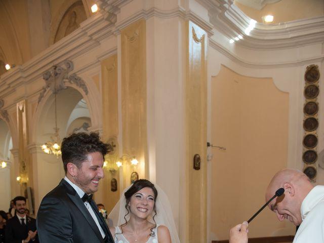 Il matrimonio di Paci e Sarah a Napoli, Napoli 1