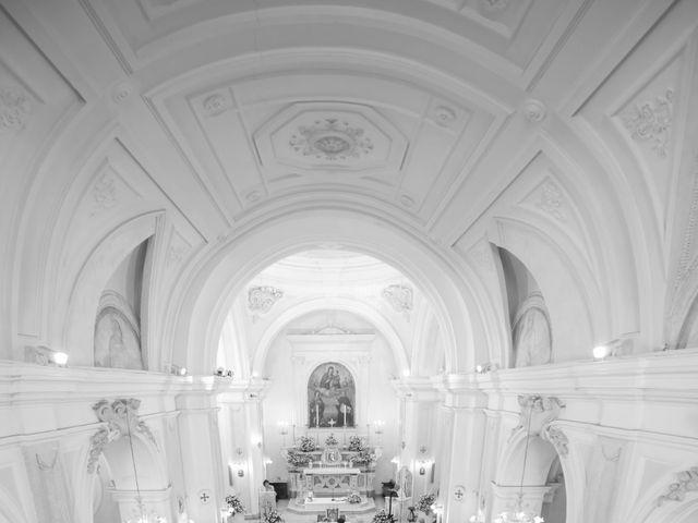 Il matrimonio di Paci e Sarah a Napoli, Napoli 14