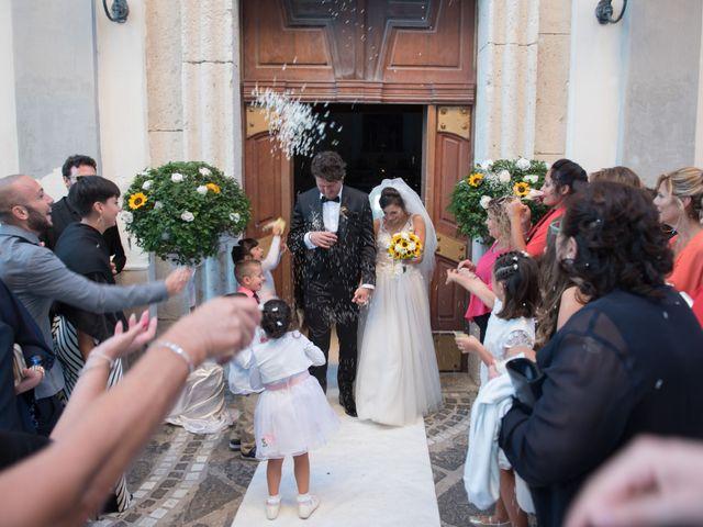 Il matrimonio di Paci e Sarah a Napoli, Napoli 15