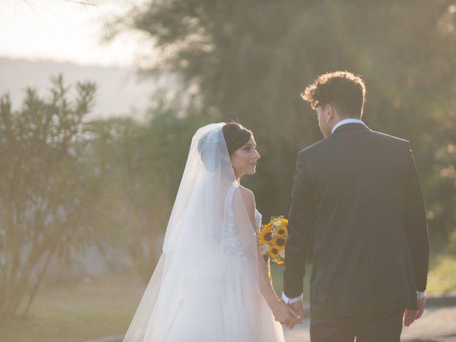 Le nozze di Sarah e Paci