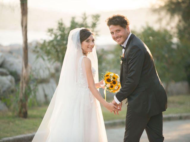 Il matrimonio di Paci e Sarah a Napoli, Napoli 16