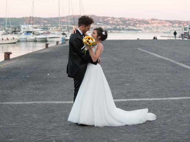Il matrimonio di Paci e Sarah a Napoli, Napoli 17