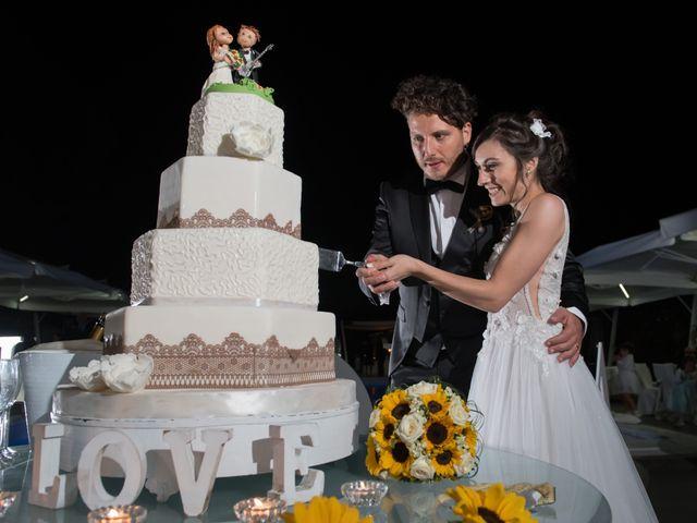 Il matrimonio di Paci e Sarah a Napoli, Napoli 26