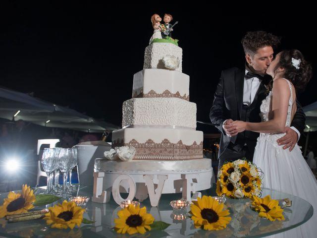 Il matrimonio di Paci e Sarah a Napoli, Napoli 27