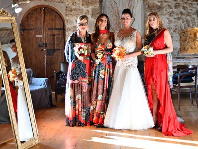 Il matrimonio di Paolo e Demetra a Massa Martana, Perugia 7