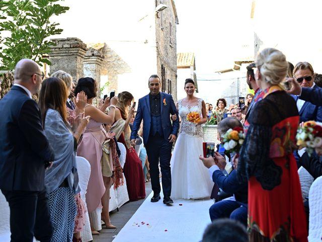 Il matrimonio di Paolo e Demetra a Massa Martana, Perugia 8