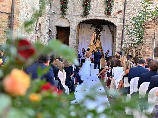 Il matrimonio di Paolo e Demetra a Massa Martana, Perugia 9