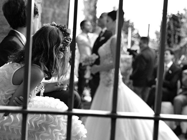 Il matrimonio di Paolo e Demetra a Massa Martana, Perugia 10
