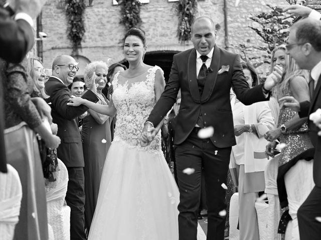 Il matrimonio di Paolo e Demetra a Massa Martana, Perugia 12