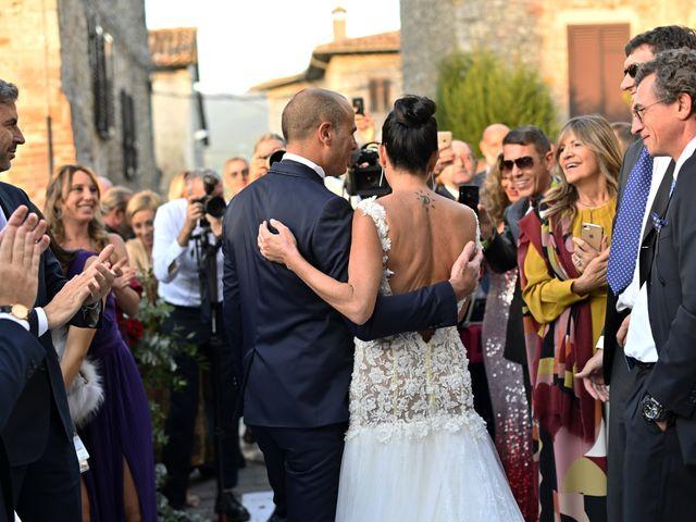 Il matrimonio di Paolo e Demetra a Massa Martana, Perugia 13