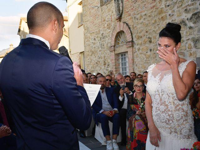 Il matrimonio di Paolo e Demetra a Massa Martana, Perugia 16