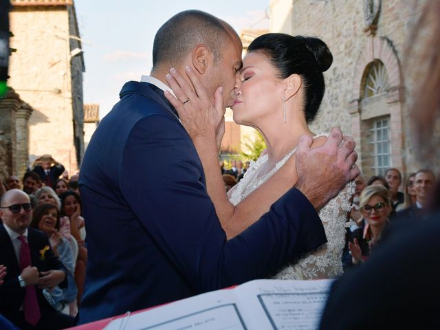 Il matrimonio di Paolo e Demetra a Massa Martana, Perugia 19
