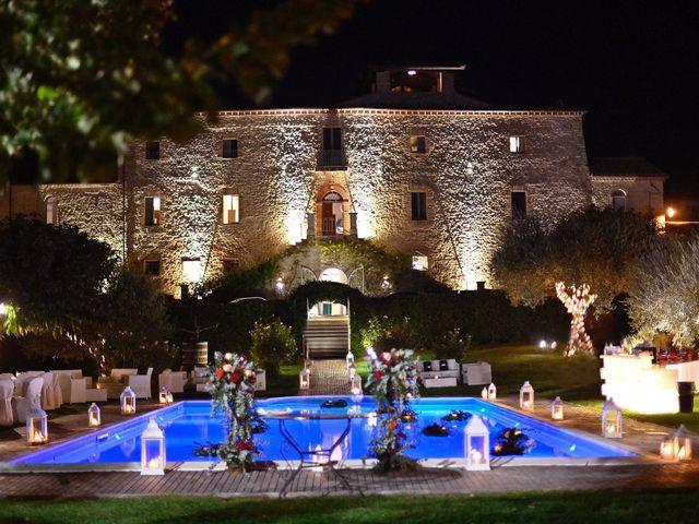 Il matrimonio di Paolo e Demetra a Massa Martana, Perugia 22