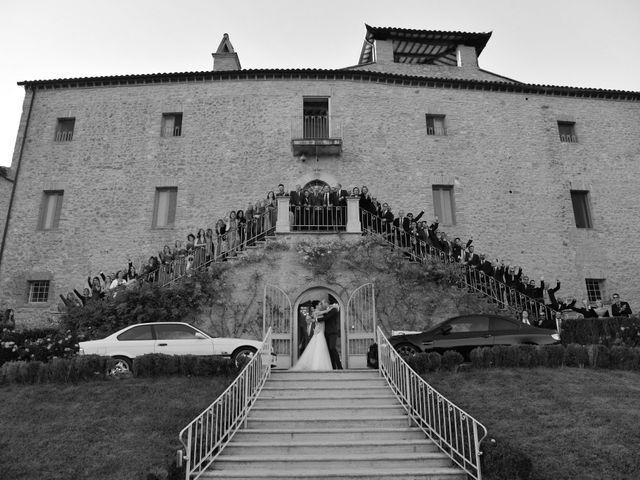Il matrimonio di Paolo e Demetra a Massa Martana, Perugia 1