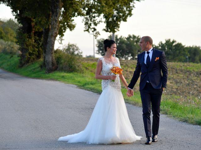 Il matrimonio di Paolo e Demetra a Massa Martana, Perugia 26