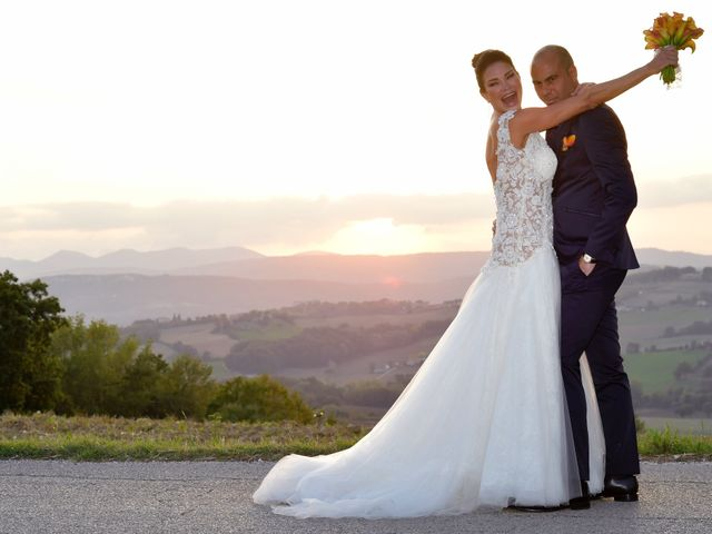 Il matrimonio di Paolo e Demetra a Massa Martana, Perugia 29