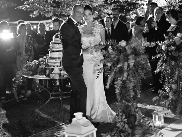 Il matrimonio di Paolo e Demetra a Massa Martana, Perugia 34