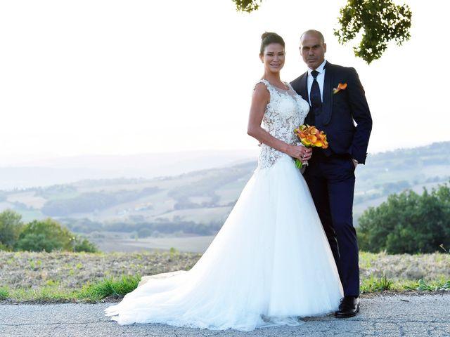 Il matrimonio di Paolo e Demetra a Massa Martana, Perugia 36