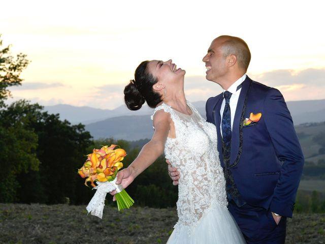 Il matrimonio di Paolo e Demetra a Massa Martana, Perugia 38