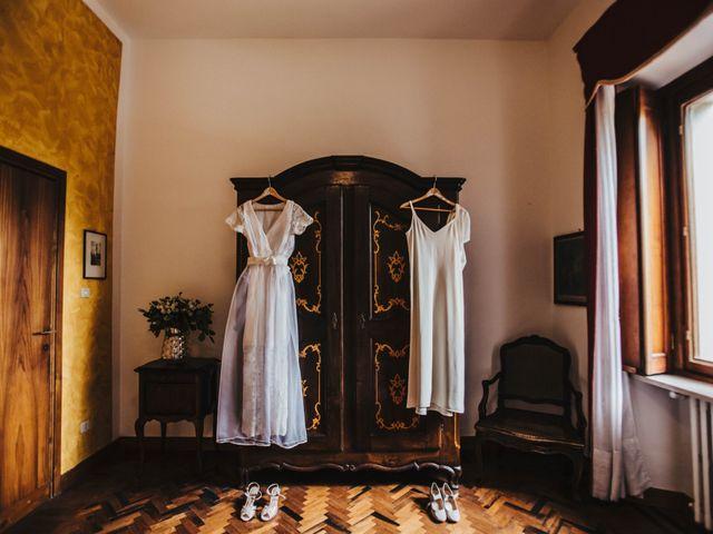 Il matrimonio di Alberto e Giorgia a Comignago, Novara 3