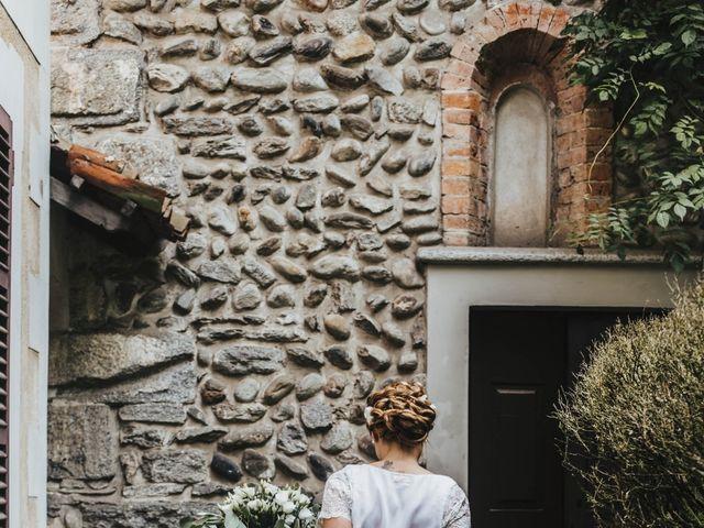 Il matrimonio di Alberto e Giorgia a Comignago, Novara 13