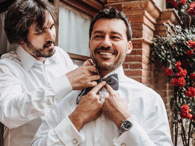 Il matrimonio di Alberto e Giorgia a Comignago, Novara 14