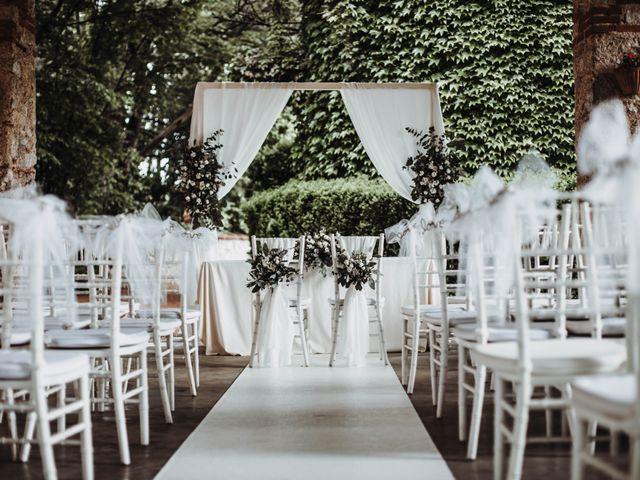 Il matrimonio di Alberto e Giorgia a Comignago, Novara 20