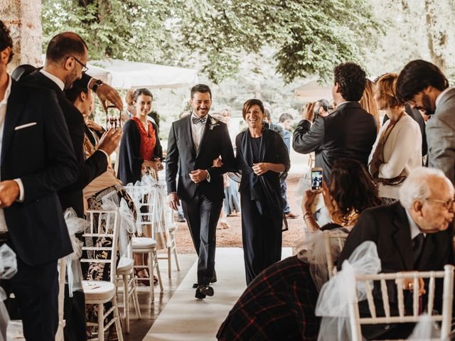 Il matrimonio di Alberto e Giorgia a Comignago, Novara 22