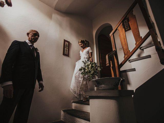 Il matrimonio di Alberto e Giorgia a Comignago, Novara 23