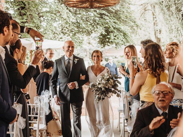 Il matrimonio di Alberto e Giorgia a Comignago, Novara 25