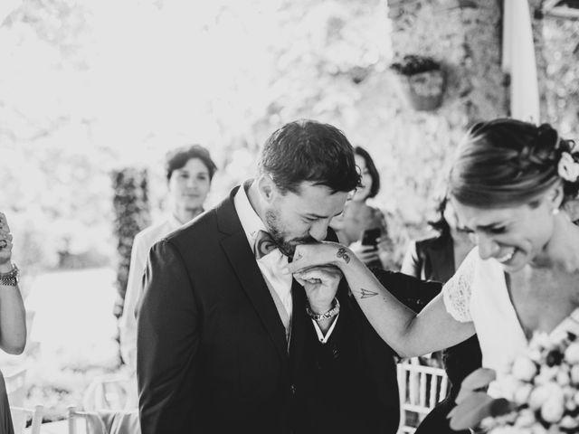 Il matrimonio di Alberto e Giorgia a Comignago, Novara 26
