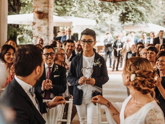 Il matrimonio di Alberto e Giorgia a Comignago, Novara 30