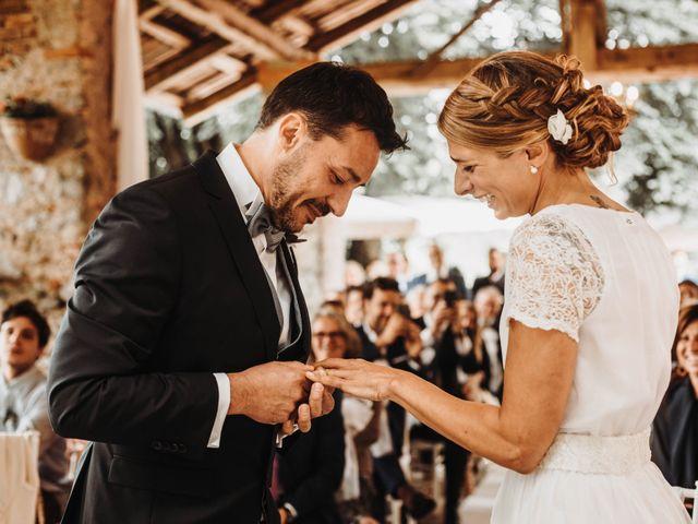Il matrimonio di Alberto e Giorgia a Comignago, Novara 32