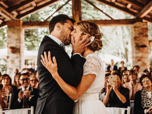Il matrimonio di Alberto e Giorgia a Comignago, Novara 34