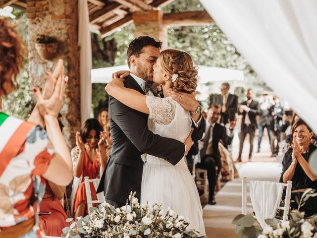 Il matrimonio di Alberto e Giorgia a Comignago, Novara 35