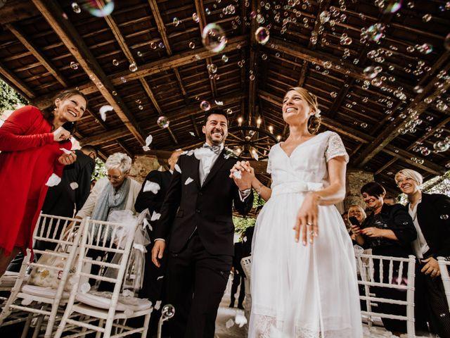 Il matrimonio di Alberto e Giorgia a Comignago, Novara 38