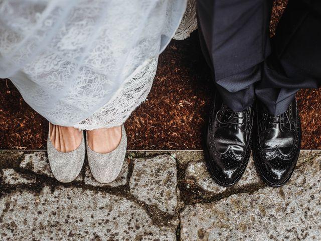 Il matrimonio di Alberto e Giorgia a Comignago, Novara 45