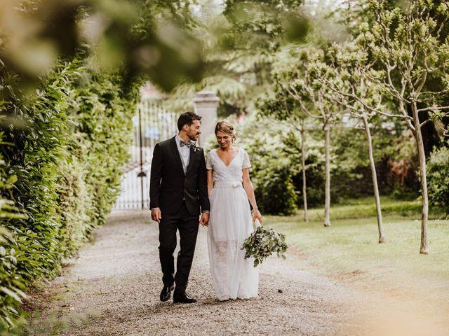 Il matrimonio di Alberto e Giorgia a Comignago, Novara 47