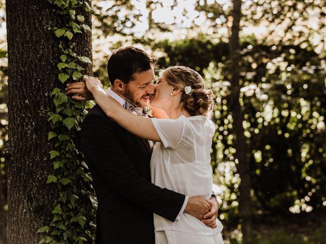Il matrimonio di Alberto e Giorgia a Comignago, Novara 50