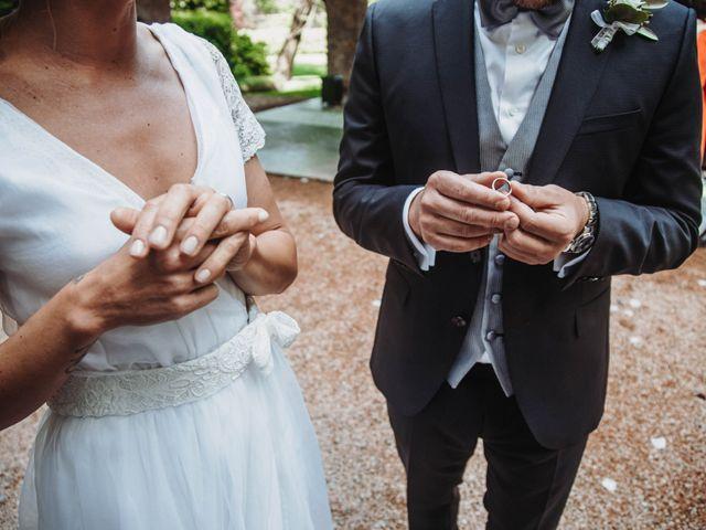 Il matrimonio di Alberto e Giorgia a Comignago, Novara 57