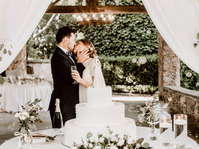 Il matrimonio di Alberto e Giorgia a Comignago, Novara 66