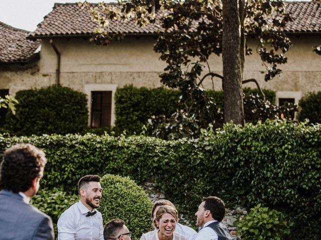 Il matrimonio di Alberto e Giorgia a Comignago, Novara 72