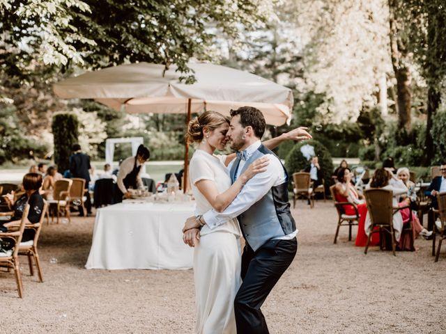 Il matrimonio di Alberto e Giorgia a Comignago, Novara 74