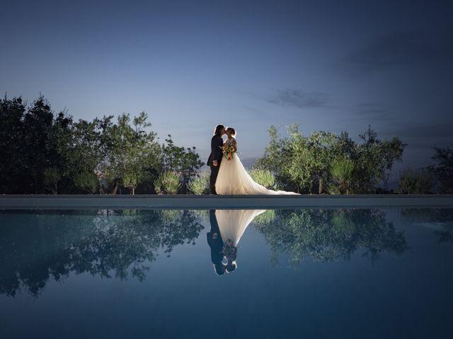 Le nozze di Ylenia e Leonardo